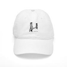 Brooklyn Bridge (Sketch) Baseball Cap