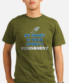 sport_punishmentbk T-Shirt