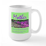 Moher: I Thank You Large Mug