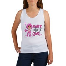 Licensed Fight Like a Girl 42.8 Women's Tank Top