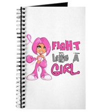 Licensed Fight Like a Girl 42.8 Journal