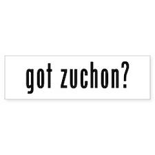 GOT ZUCHON Bumper Sticker