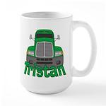 Trucker Tristan Large Mug
