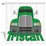 Trucker Tristan Shower Curtain
