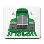 Trucker Tristan Mousepad