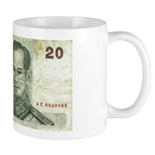 Funny Bill king Small Mug