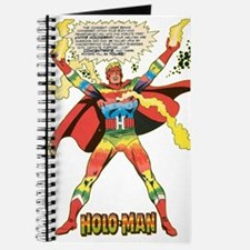 $14.99 Holo-Man SketchBook