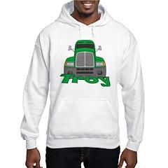 Trucker Troy Hoodie