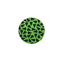 Green Xmas Trees.jpg Mini Button