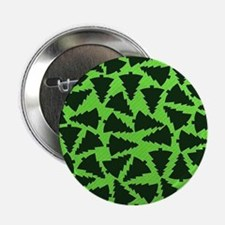 "Green Xmas Trees.jpg 2.25"" Button (100 pack)"