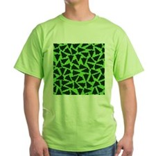 Green Xmas Trees.jpg T-Shirt