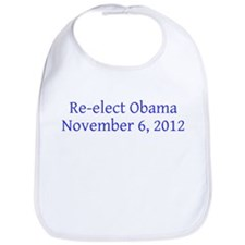 Re-elect Obama - Bib