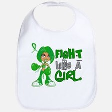 Licensed Fight Like a Girl 42.8 Cerebral Palsy Bib