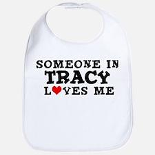 Tracy: Loves Me Bib