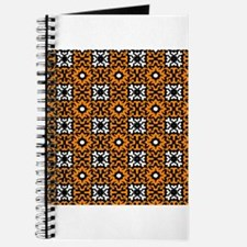 Black White Orange Print.jpg Journal