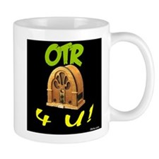 OTR 4 U Old Time Radio Mug