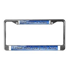Cute Baby sister License Plate Frame
