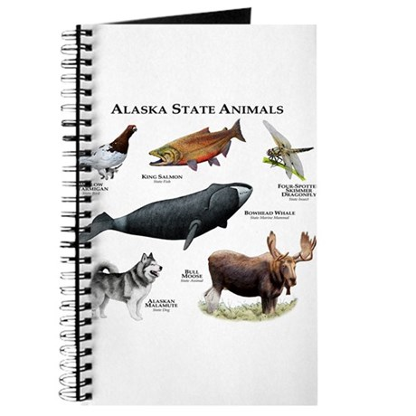 Alaska State Animals Journal