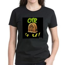 OTR 4 U Old Time Radio Tee
