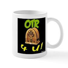 OTR 4 U Old Time Radio Mug