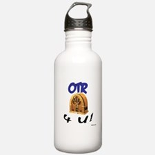 OTR 4 U Old Time Radio Water Bottle