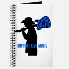 BLUES MAN - SUPPORT LIVE MUSIC Journal