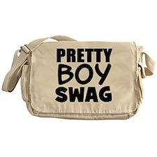 PRETTY BOY SWAG DARK Messenger Bag