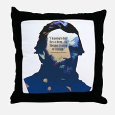 General Ulysses S. Grant Throw Pillow