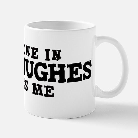 Lake Hughes: Loves Me Mug