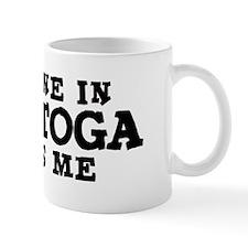 Calistoga: Loves Me Mug