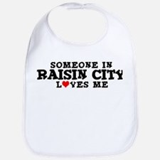 Raisin City: Loves Me Bib