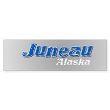 Juneau Alaska Bumper Bumper Sticker