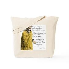 Let Go a Little Tote Bag