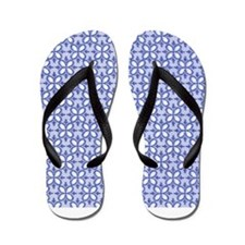 Blue Sparkle.jpg Flip Flops