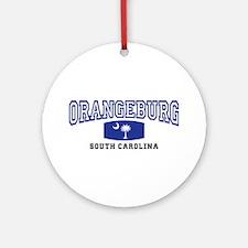 Orangeburg South Carolina, SC, Palmetto State Flag