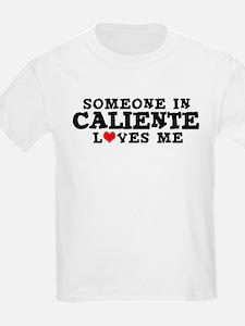 Caliente: Loves Me Kids T-Shirt