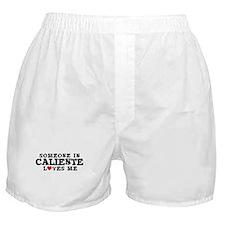 Caliente: Loves Me Boxer Shorts