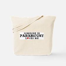 Paramount: Loves Me Tote Bag