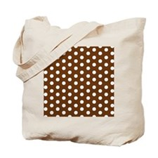 White Dots.jpg Tote Bag