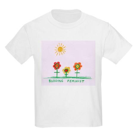 buddingfeminist T-Shirt