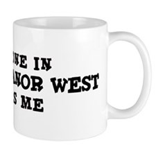 Lake Almanor West: Loves Me Mug