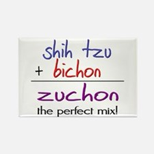 Zuchon PERFECT MIX Rectangle Magnet