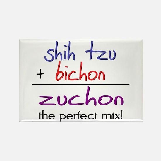 Zuchon PERFECT MIX Rectangle Magnet