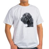 Labradoodle Mens Light T-shirts