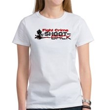 """Fight Crime: Shoot Back"" Tee"