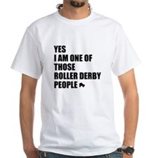 ROLLER DERBY PEOPLE Shirt