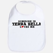 Terra Bella: Loves Me Bib
