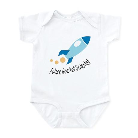 Baby Rocket Scientist Infant Bodysuit