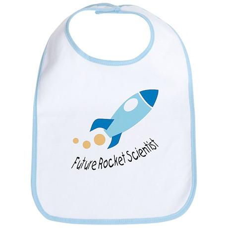 Baby Rocket Scientist Bib