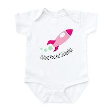 Baby Rocket Scientist Onesie